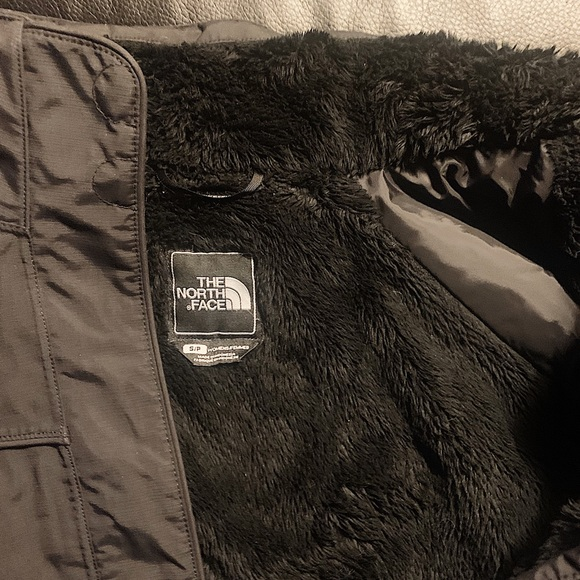 North Face Faux Fur Lined Insulating Winter Jacket